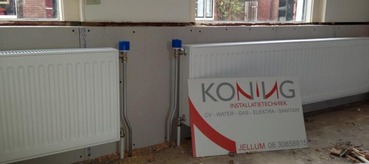 Algemeen installatiewerk